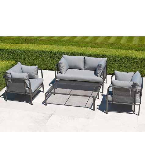 Portofino Metal Lounge Set